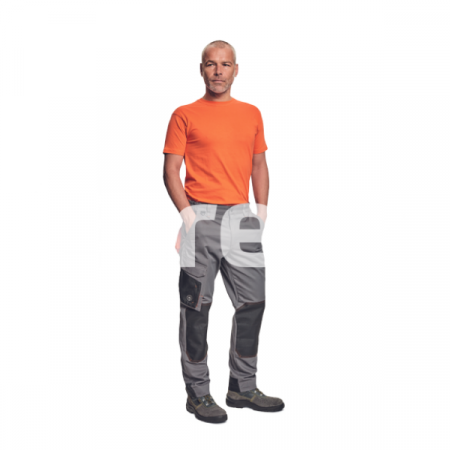 CREMORNE, Pantaloni de lucru din bumbac si poliester [0]