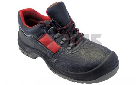 Fridrich S3, pantofi de protectie cu bombeu si lamela, talpa SRC7