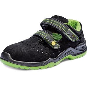 HALWILL S1P, Sandale de protectie cu bombeu si lamela antiperforatie, talpa SRC0