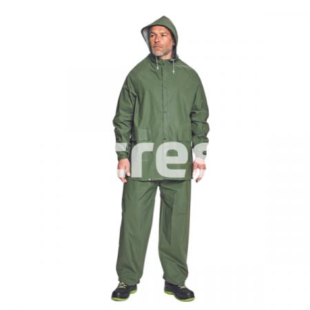 HYDRA, Costum de ploaie din PVC si poliester [4]