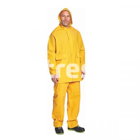 HYDRA, Costum de ploaie din PVC si poliester [1]