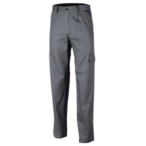 INDUSTRY, Pantalon de lucru standard din poliester si bumbac1