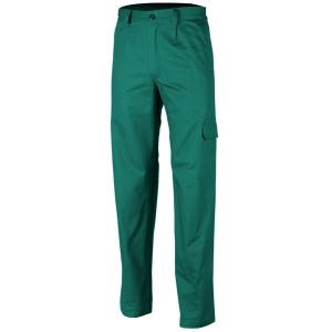 INDUSTRY, Pantalon de lucru standard din poliester si bumbac2