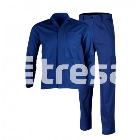 INDUSTRY PS, Costum din jacheta + pantaloni standard din poliester si bumbac [0]