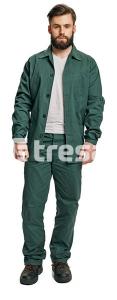 JOEL BE-01-001, Costum salopeta standard din bumbac4