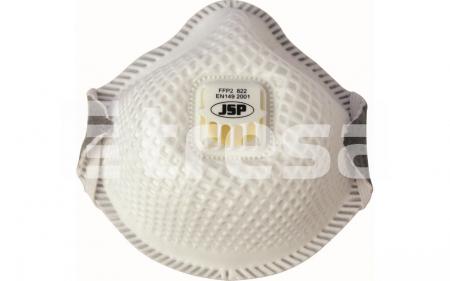 JSP Flexinet 822, semimasca de protectie cu supapa0