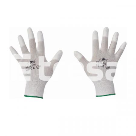 LARK ECO HS-04-010, Manusi de protectie din nylon, imersate in PU [0]