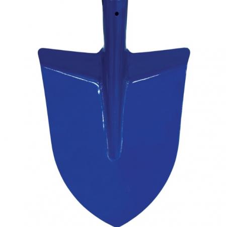Lopata rotunda cu varf (S513) - 295 x 265 mm0