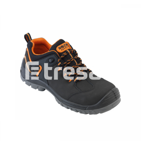 MASTER S3, Pantofi de protectie cu bombeu, lamela antiperforatie, fete hidrofobizate, talpa SRC [0]