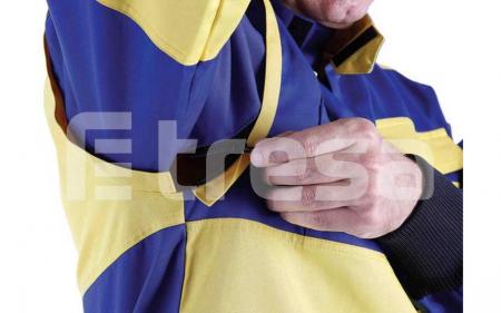 MAX CLASSIC, Jacheta de lucru 2 in 1 din bumbac, Marimi 44 - 62L7