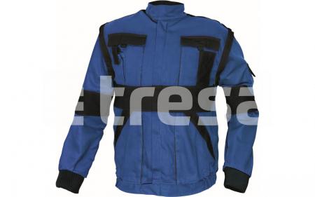 MAX CLASSIC, Jacheta de lucru 2 in 1 din bumbac, Marimi 44 - 62L3