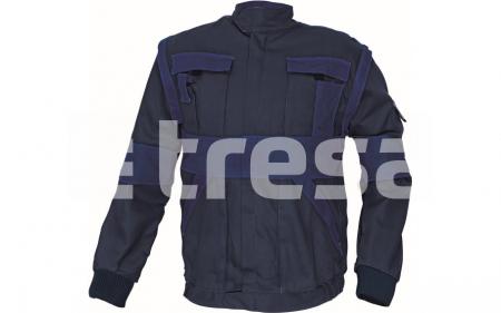 MAX CLASSIC, Jacheta de lucru 2 in 1 din bumbac, Marimi 44 - 62L5