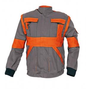 MAX CLASSIC, Jacheta de lucru 2 in 1 din bumbac, Marimi 44 - 62L8