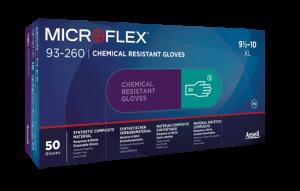 MICROFLEX, Manusi de unica folosinta din nitril si neopren (set 50 bucati)1