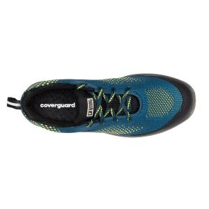 MILERITE S1P, Pantofi de protectie cu bombeu si lamela antiperforatie, Talpa SRC7