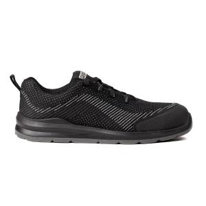 MILERITE S1P, Pantofi de protectie cu bombeu si lamela antiperforatie, Talpa SRC1