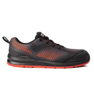 MILERITE S1P, Pantofi de protectie cu bombeu si lamela antiperforatie, Talpa SRC3