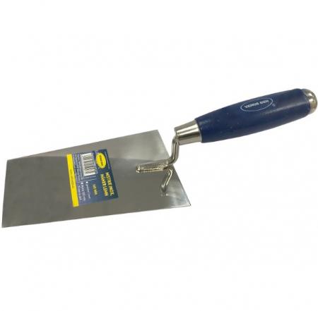 Mistrie inox, maner lemn - 6,5'' (160 mm) [0]