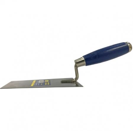 Mistrie inox, maner lemn - 6,5'' (160 mm) [1]