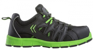MOVE S3, Pantofi de protectie usori cu bombeu din aluminiu, lamela antiperforatie textila si fete hidrofobizate, talpa SRA [1]