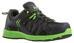 MOVE S3, Pantofi de protectie usori cu bombeu din aluminiu, lamela antiperforatie textila si fete hidrofobizate, talpa SRA [0]