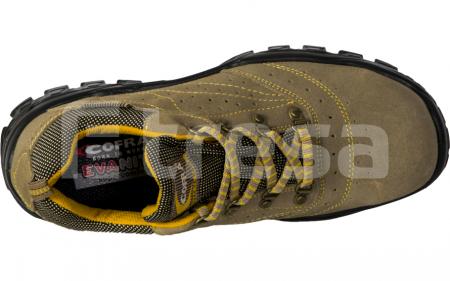 NEW NILO S1P, Pantofi de protectie cu bombeu, lamela antiperforatie, talpa SRC5