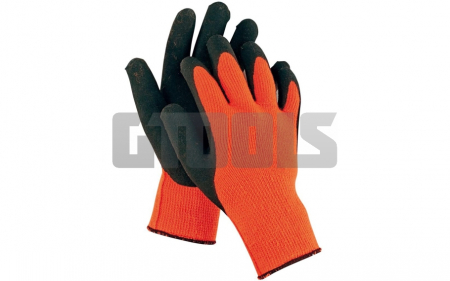 PALAWAN ORANGE, manusi de protectie Nylon/Latex1