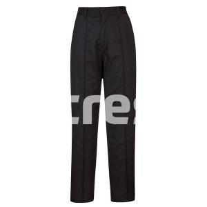 LW97, Pantaloni de dama elastici din poliester si bumbac [0]