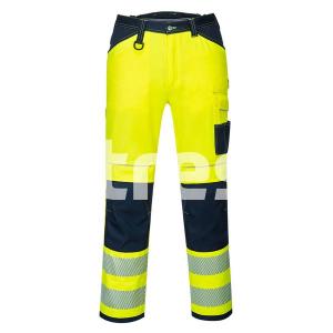 PW340 HI-VIS, Pantaloni de lucru din poliester si bumbac6
