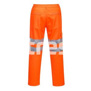RAIL ACTION, Pantaloni din poliester si bumbac1