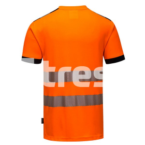 PW3 HIVIS S/S, Tricou din bumbac si poliester [7]