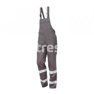 RADAR, Pantalon pieptar cu benzi reflectorizante din bumbac1