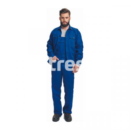RALF BE-01-005 RALF, Costum salopeta cu pieptar din bumbac [2]