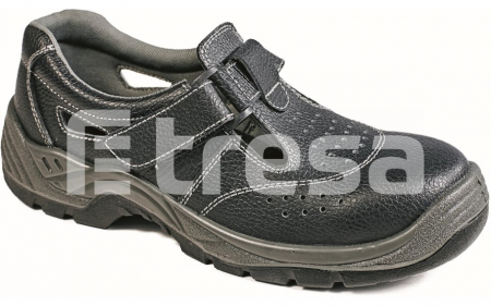 Raven Metal Free S1P, sandale de protectie cu bombeu compozit, lamela antiperforatie1