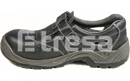 Raven Metal Free S1P, sandale de protectie cu bombeu compozit, lamela antiperforatie0