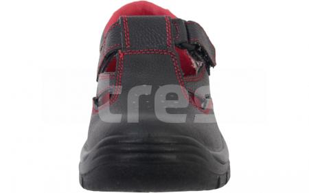 Fridrich S1, Sandale de protectie cu bombeu din otel, talpa SRC1