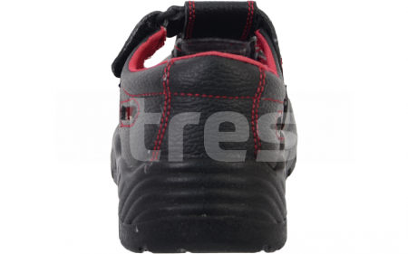 Fridrich S1, Sandale de protectie cu bombeu din otel, talpa SRC3