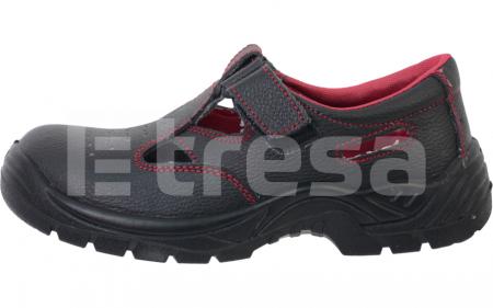Fridrich S1, Sandale de protectie cu bombeu din otel, talpa SRC2