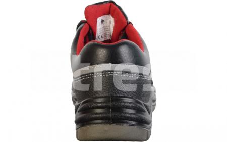 Fridrich S3, pantofi de protectie cu bombeu si lamela, talpa SRC4