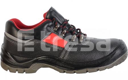 Fridrich S3, pantofi de protectie cu bombeu si lamela, talpa SRC2