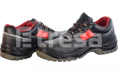 Fridrich S3, pantofi de protectie cu bombeu si lamela, talpa SRC0