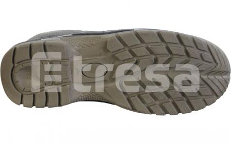 Fridrich S3, pantofi de protectie cu bombeu si lamela, talpa SRC6