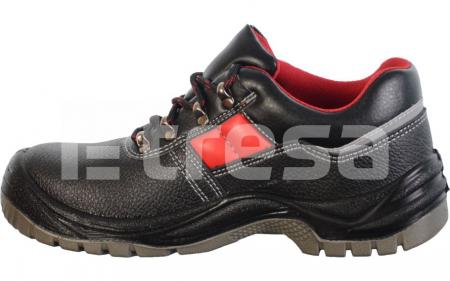 Fridrich S3, pantofi de protectie cu bombeu si lamela, talpa SRC1