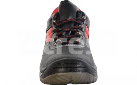 Fridrich S3, pantofi de protectie cu bombeu si lamela, talpa SRC3