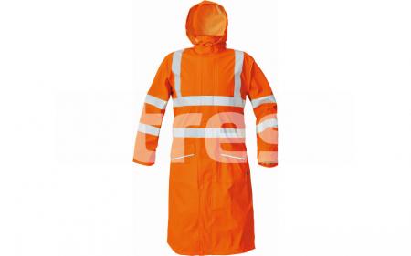 SIRET HV, haina de ploaie reflectorizanta2