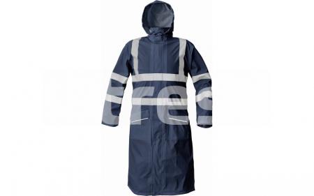 SIRET HV, haina de ploaie reflectorizanta1