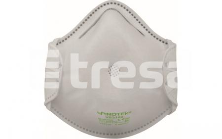 SPIROTEK VS2100, semimasca de protectie [0]
