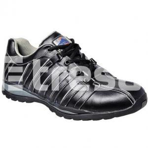 STEELITE ARX S1P, Pantof de protectie cu bombeu, lamela antiperforatie, talpa HRO0