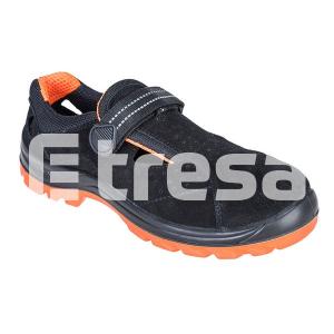 STEELITE OBRA S1, Sandale de protectie cu bombeu, talpa SRC0