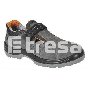 STEELITE OBRA S1, Sandale de protectie cu bombeu, talpa SRC1